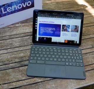 Cette tablette hybride (+ clavier) est moins chère que le Magic Keyboard de l'iPad Pro