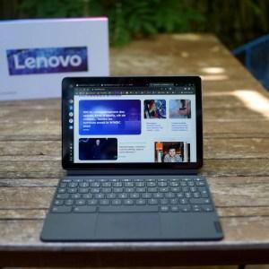 Test du Lenovo IdeaPad Duet : le Chromebook adopte le format iPad Pro