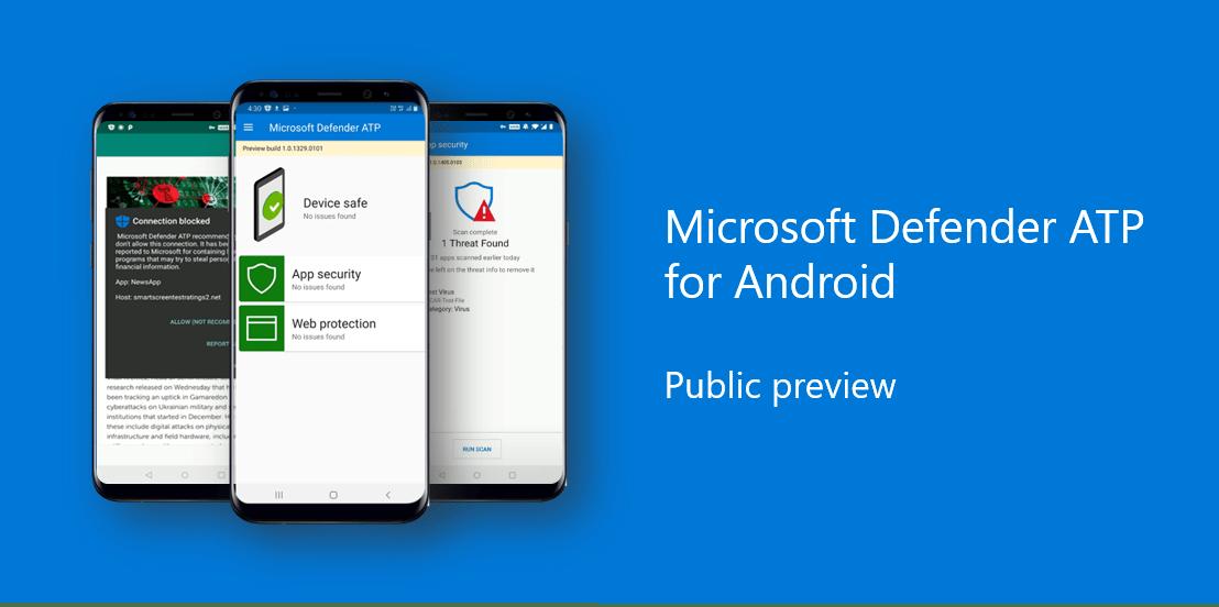 L'antivirus pour Android de Microsoft fait ses premiers pas