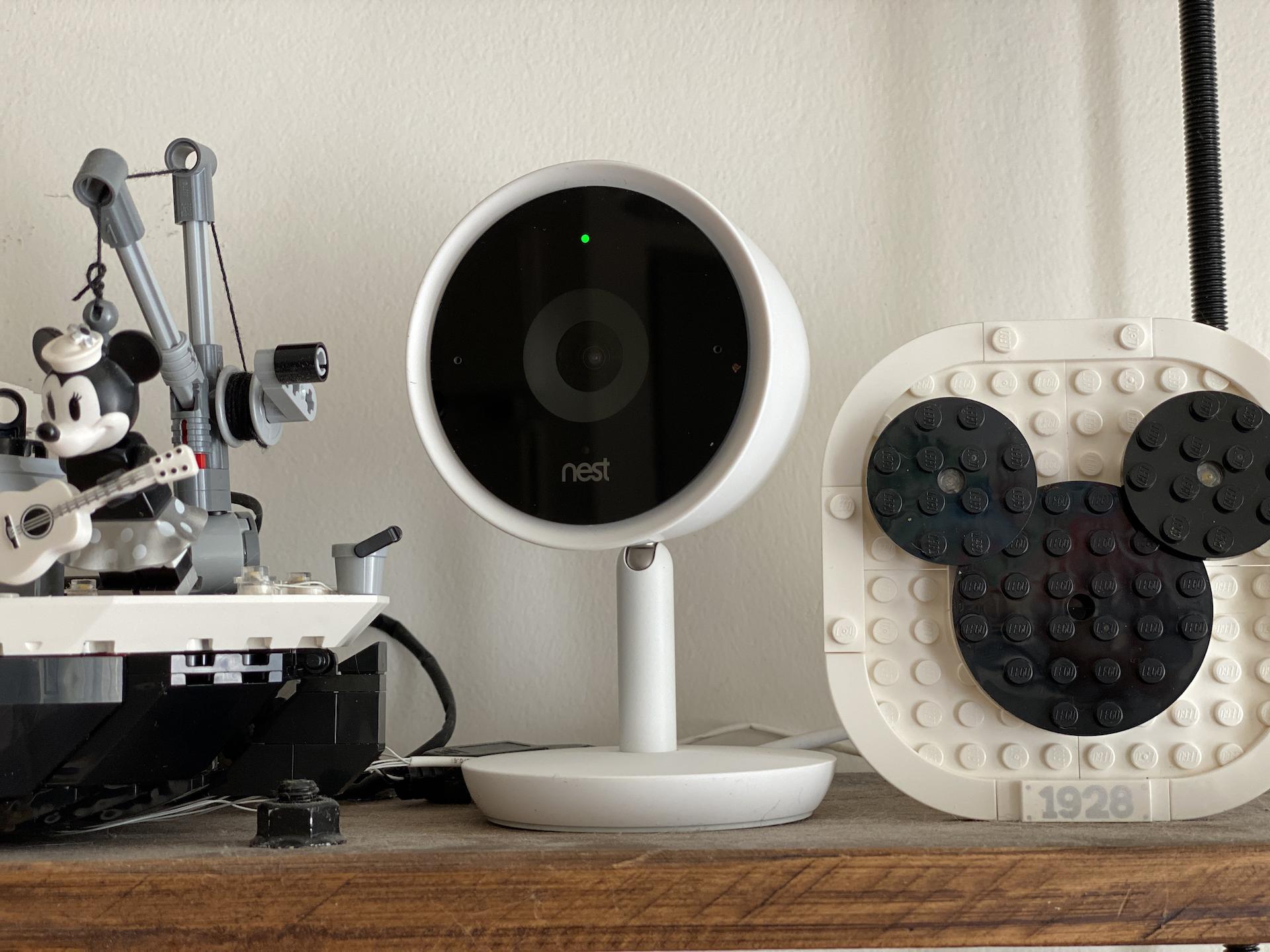 Google promet de nouvelles caméras de sécurité Nest pour 2021