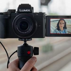 Lumix G100 : Panasonic dévoile son appareil photo pour vlogueurs, c'est tendance