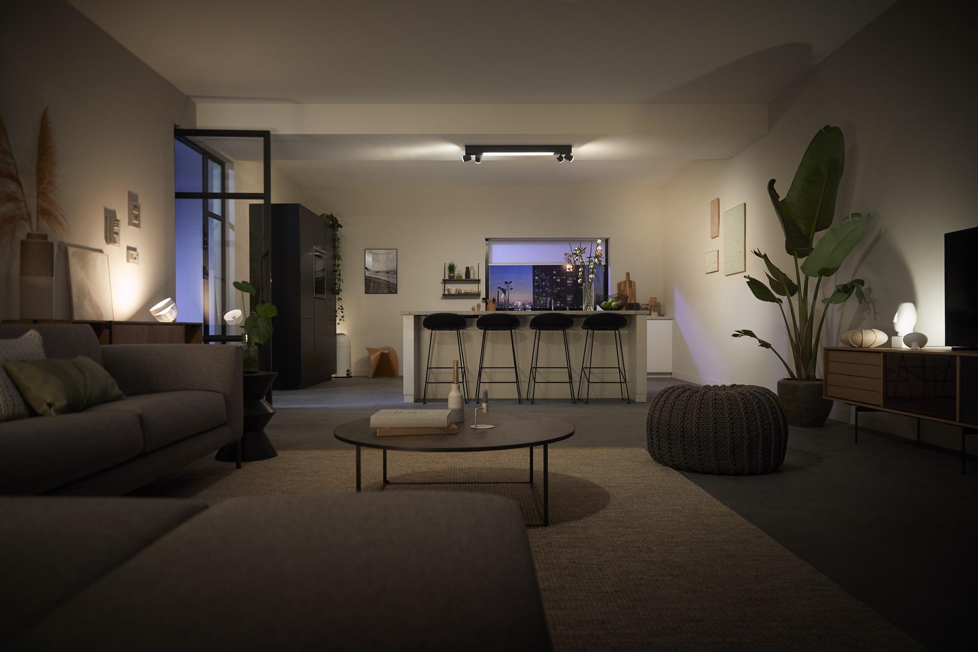 Philips Hue: ces nouveaux éclairages connectés refont la déco de votre maison