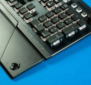 Test du clavier Roccat Vulcan 121: le design et les performances
