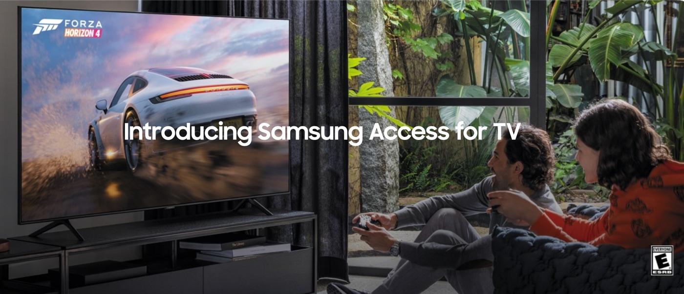 Samsung Access : le coréen propose ses TV par abonnement avec des services inclus