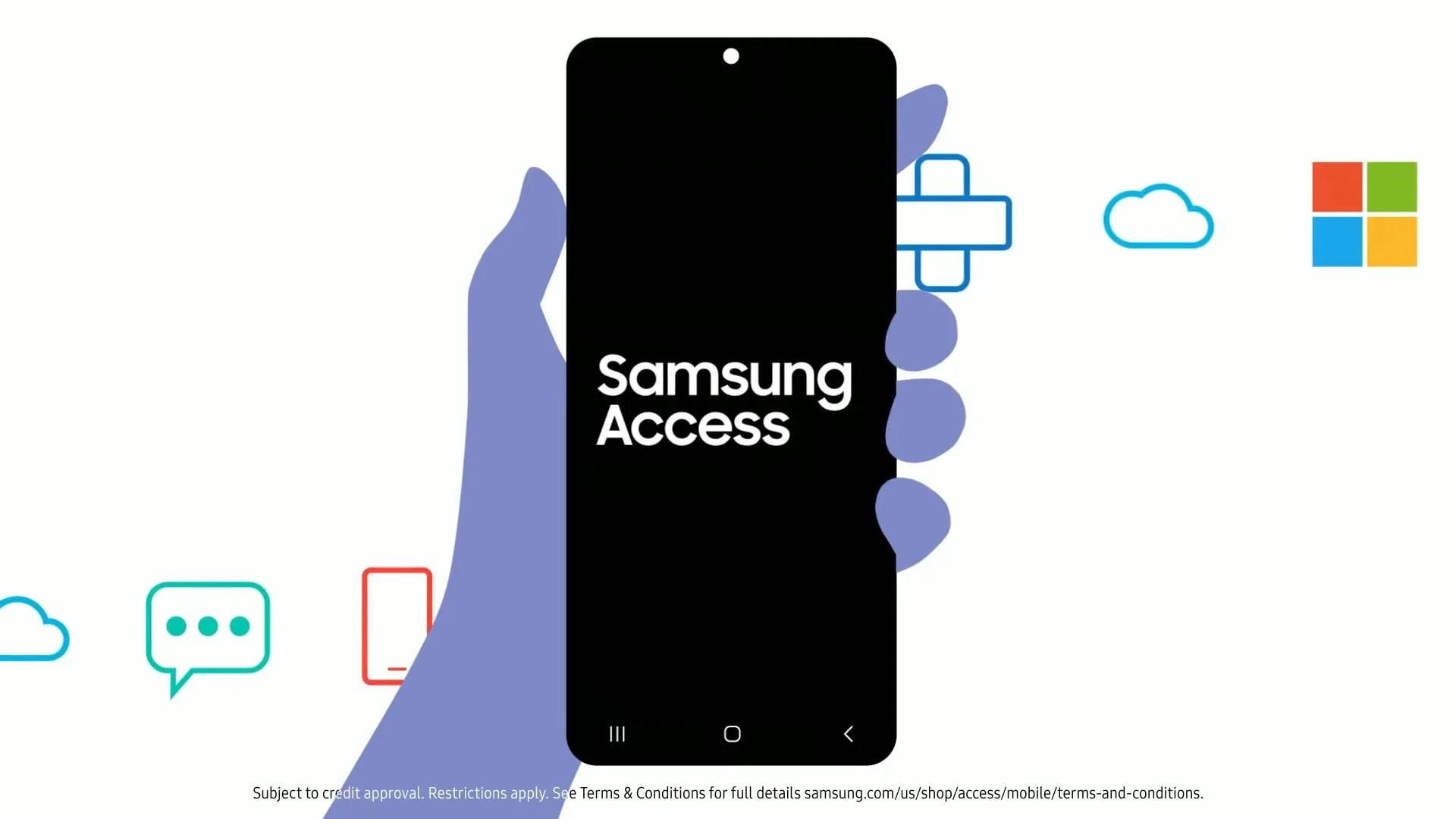 Samsung Access : changez de smartphone tous les 9 mois avec cet abonnement (mais pas en France)
