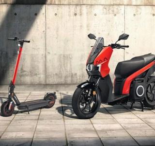 Seat eScooter : 125 km d'autonomie pour la version finale de son scooter électrique
