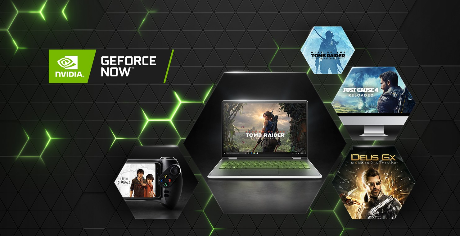 Nvidia GeForce Now : bonne nouvelle, les jeux Square Enix sont de retour
