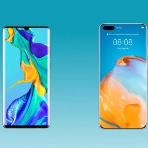 Huawei P30 Pro ou P40 Pro ? Bien choisir son smartphone Huawei chez Bouygues