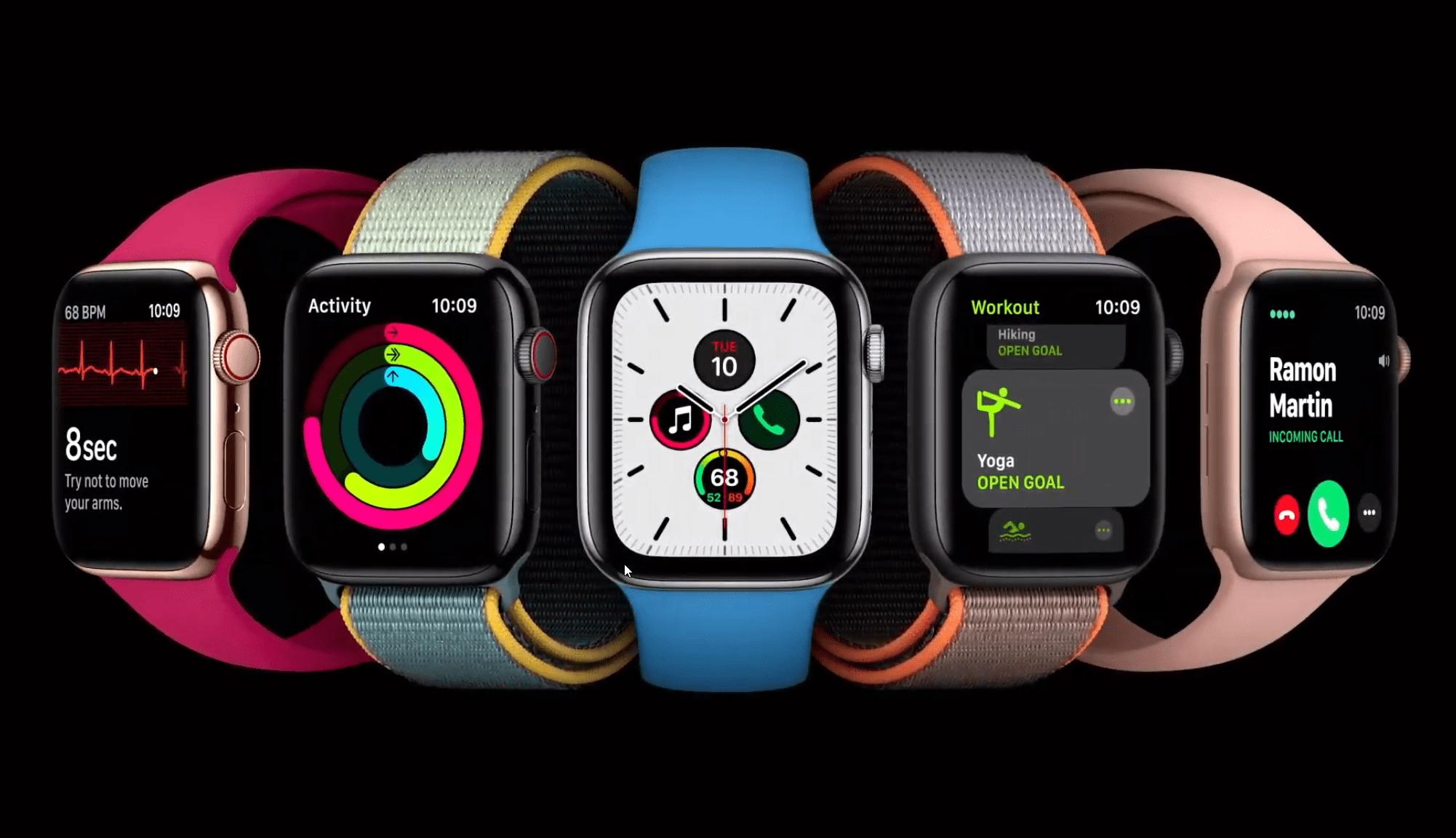 Grâce à watchOS 7, les Apple Watch pourront enfin suivre votre sommeil