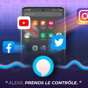 Alexa veut parler à vos applications mobiles iOS et Android