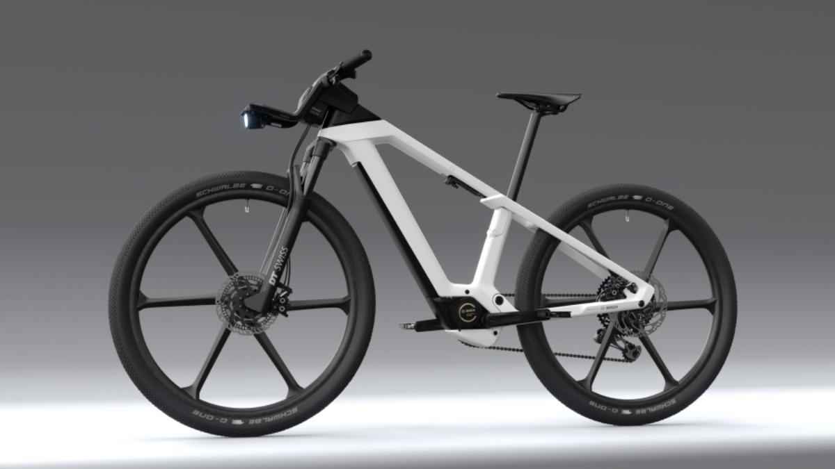 eBike Design Vision : Bosch veut inspirer les constructeurs avec ce concept de vélo électrique épuré