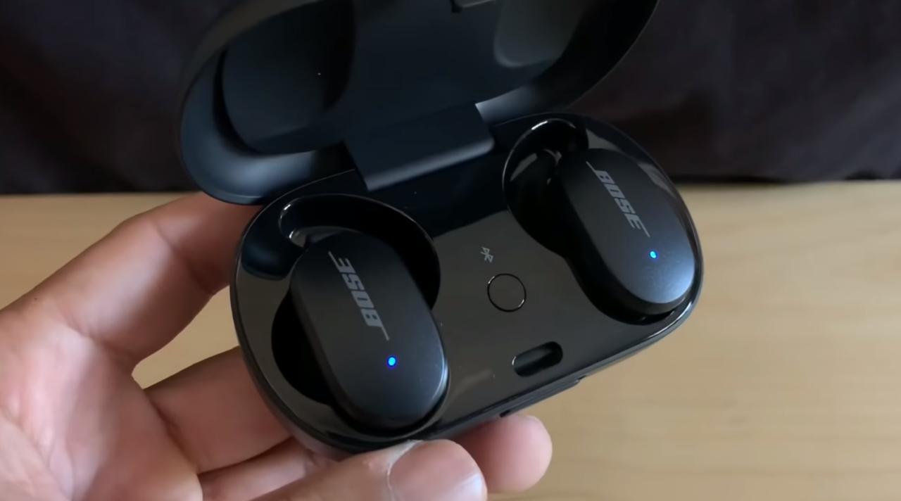 Bose Earbuds 700 : pas encore annoncés, les prochains true wireless de la marque ont déjà droit à leur unboxing