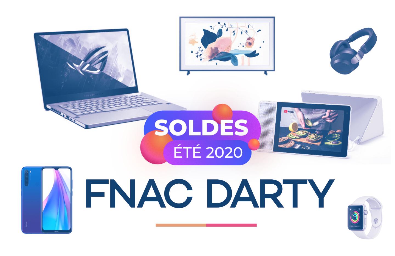 Fnac et Darty : les meilleures offres tech du jour pour les soldes 2020