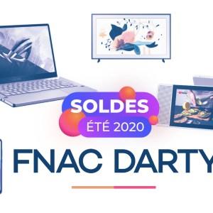 Fnac et Darty : voici les meilleures offres tech des soldes de l'été 2020