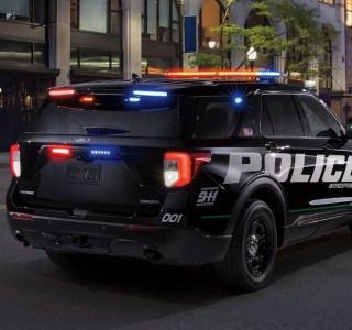 Ford : des employés veulent arrêter de vendre des voitures de police
