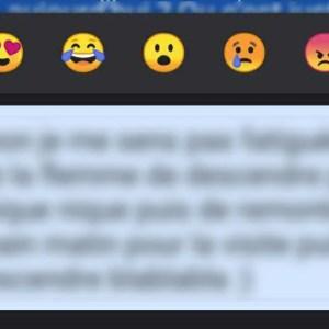 Google Messages : l'application propose désormais des réactions en emojis