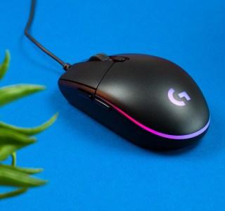 Test de la souris Logitech G203 LightSync: que demander de plus?