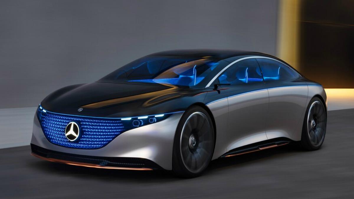 Mercedes EQS: la berline électrique aurait une meilleure autonomie que la Tesla Model S