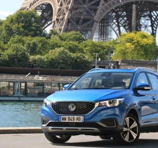 Essai du MG ZS EV : le choix du SUV électrique, sans fioriture