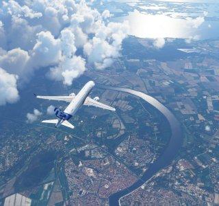 Preview de Flight Simulator: une baffe technique accessible à tous