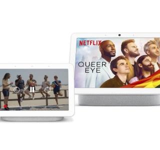 Toudoum ! Netflix s'invite sur vos Google Nest Hub et Nest Hub Max