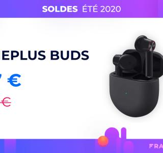 À peine officialisés, les écouteurs OnePlus Buds sont déjà en promotion