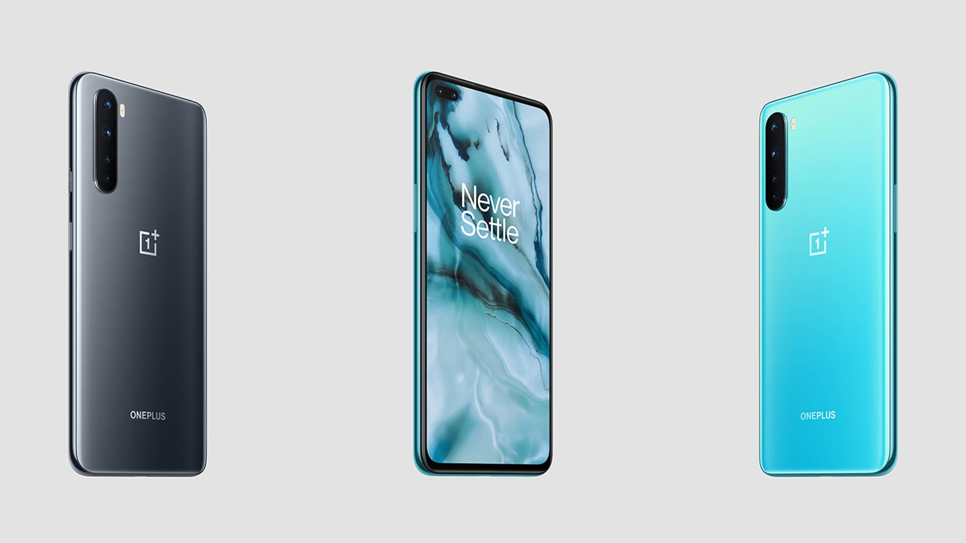 OnePlus Nord officialisé : le smartphone qui ne veut pas être à l'Ouest