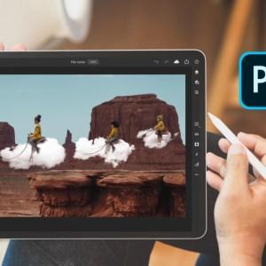 Photoshop se met à jour sur iPad pour vous aider à mieux détourer vos photos
