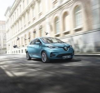 Des Renault ZOE à 0 euro : les aides de l'État sur les voitures électriques font des heureux en Allemagne
