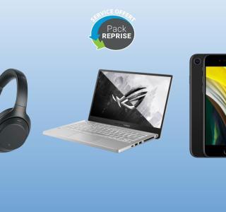 Pack Reprise : changer de smartphone chaque année devient moins cher et plus simple