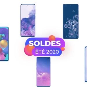 Samsung Galaxy : gros déstockage pour les soldes chez Cdiscount, dont le S20 Ultra