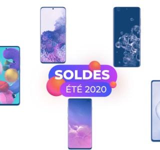 Samsung Galaxy: gros déstockage pour les soldes chez Cdiscount, dont le S20 Ultra