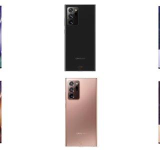 Samsung Galaxy Note 20Ultra: voici les caractéristiques détaillées du premier «smartphone Xbox»