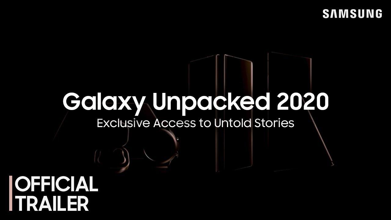 Samsung donne le programme de son Unpacked, Sony dévoile un nouvel appareil photo et des écouteurs dans le smartphone – Tech'spresso