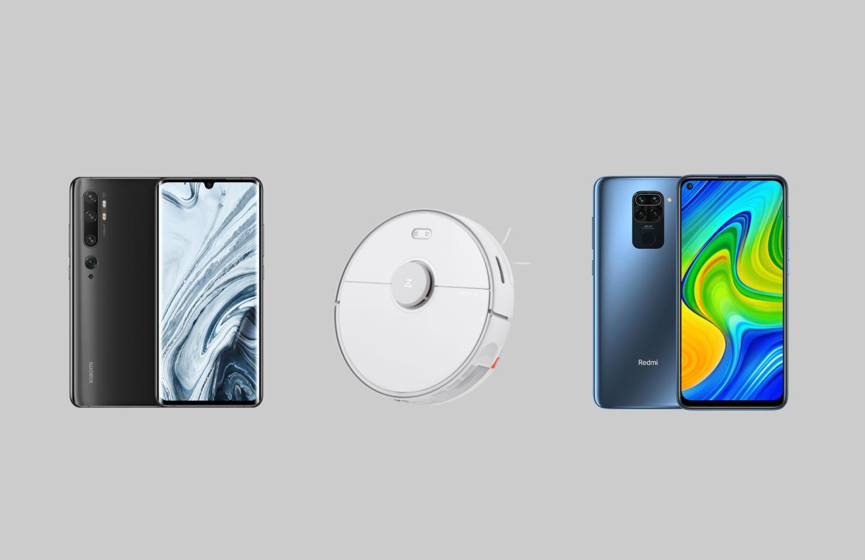 Des smartphones et aspirateurs Xiaomi encore moins chers avec ces nouveaux codes promo