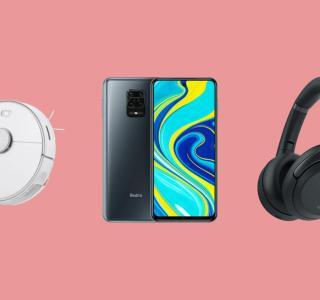 Le Redmi Note 9S et le casque Sony WH-1000XM3 à prix bas grâce à un code promo