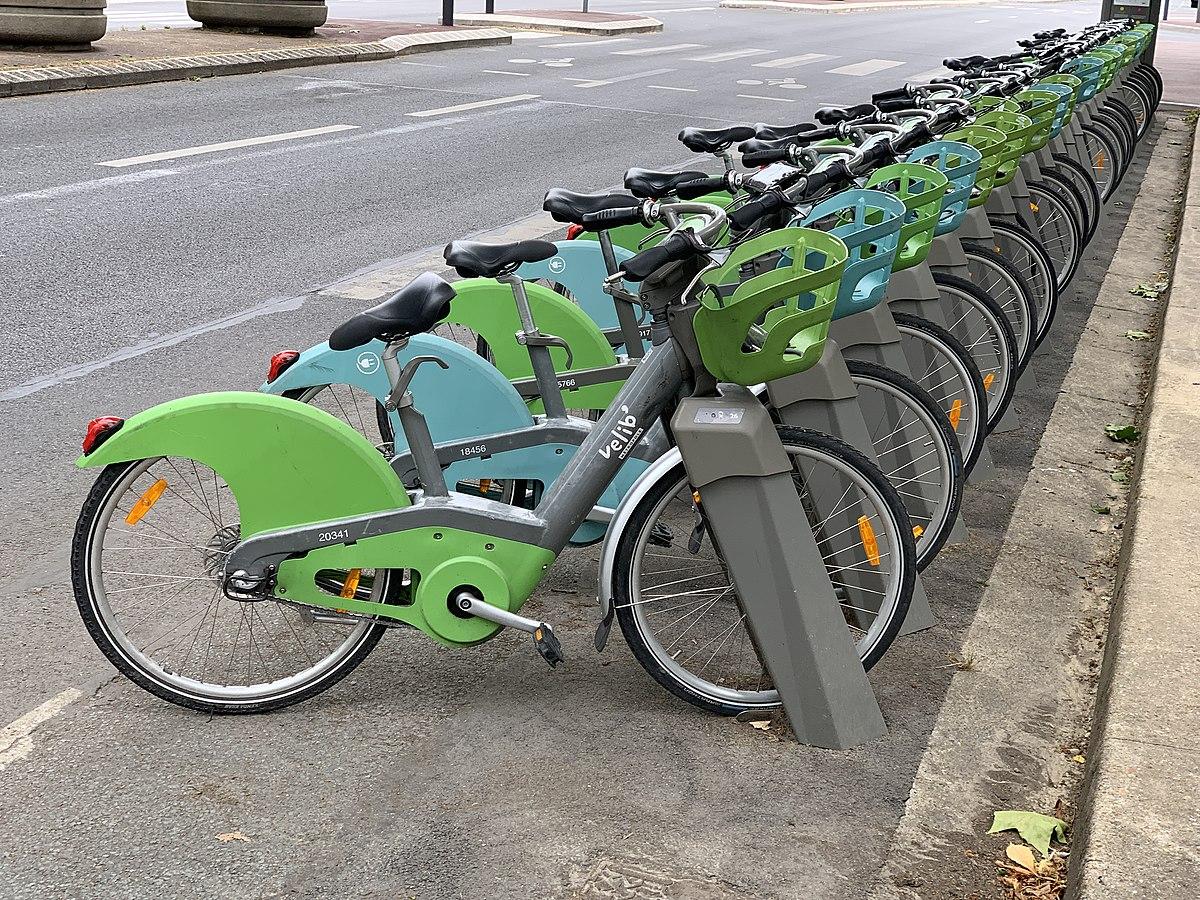 Google Maps veut faciliter les trajets en vélo-partage