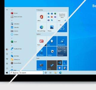 Windows 10 Insider Dev : le nouveau menu démarrer est là, ALT+TAB et la barre des tâches évoluent
