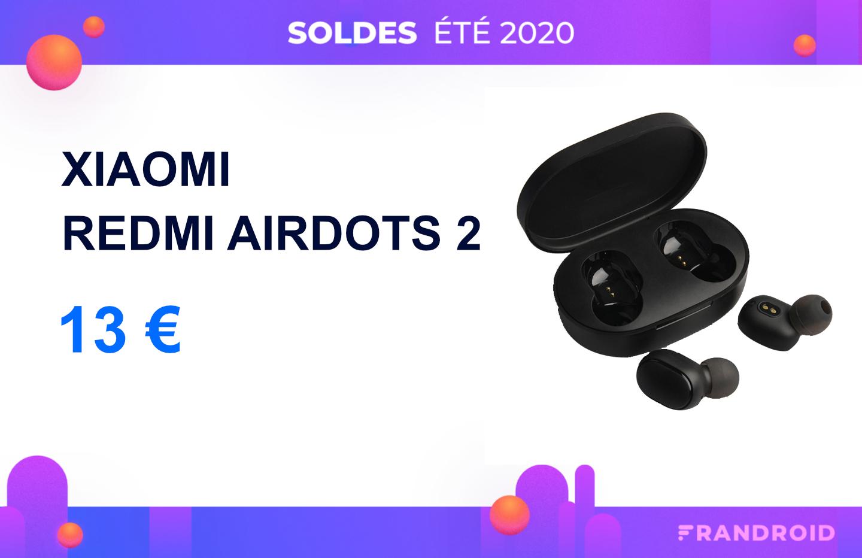 La nouvelle version des Xiaomi Redmi AirDots est disponible à 13 € seulement