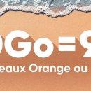 Forfait mobile : 50 Go sur les réseaux Orange ou SFR à moins de 10 euros