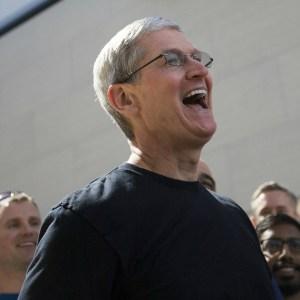 Apple : 111 milliards de dollars de revenus en 3 mois, 1 milliard d'iPhone actifs, succès des Mac M1, AirPods et iPad