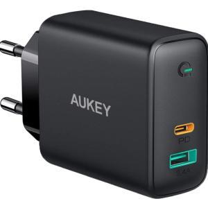 60 W à seulement 33 euros avec ce chargeur secteur Aukey en promotion