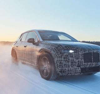 Le BMW iNext jouirait d'une version à 600 chevaux plus puissante que le Tesla Model Y
