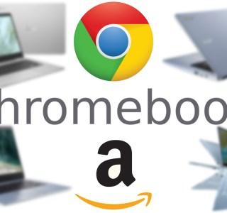Amazon lance une vague d'offres sur les meilleurs Chromebook du moment