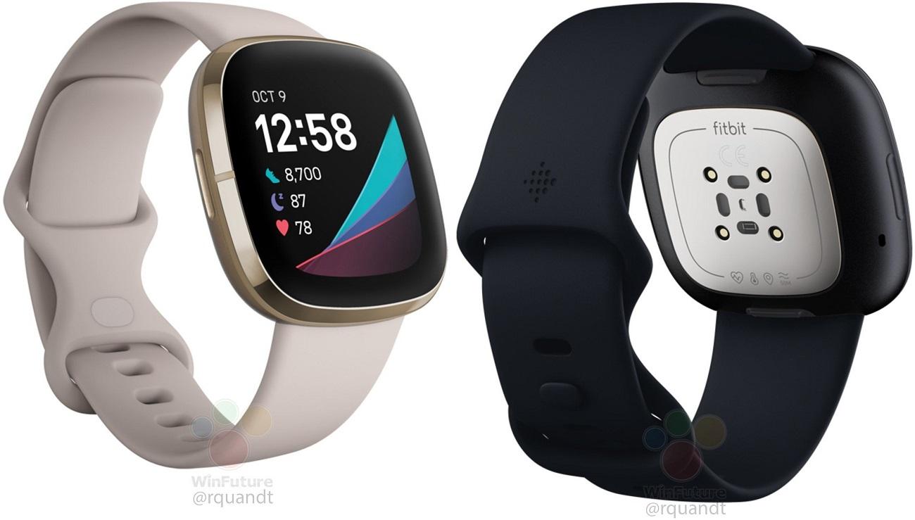 Versa 3, Inspire 2 et Sense : les futures montres et bracelets Fitbit se dévoilent en avance
