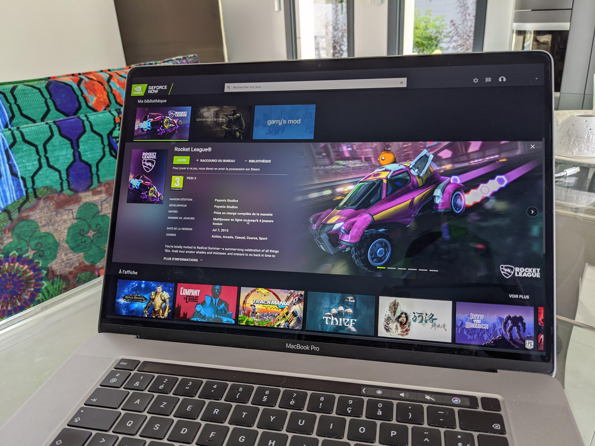 Comment lier son compte Steam à Nvidia GeForce Now