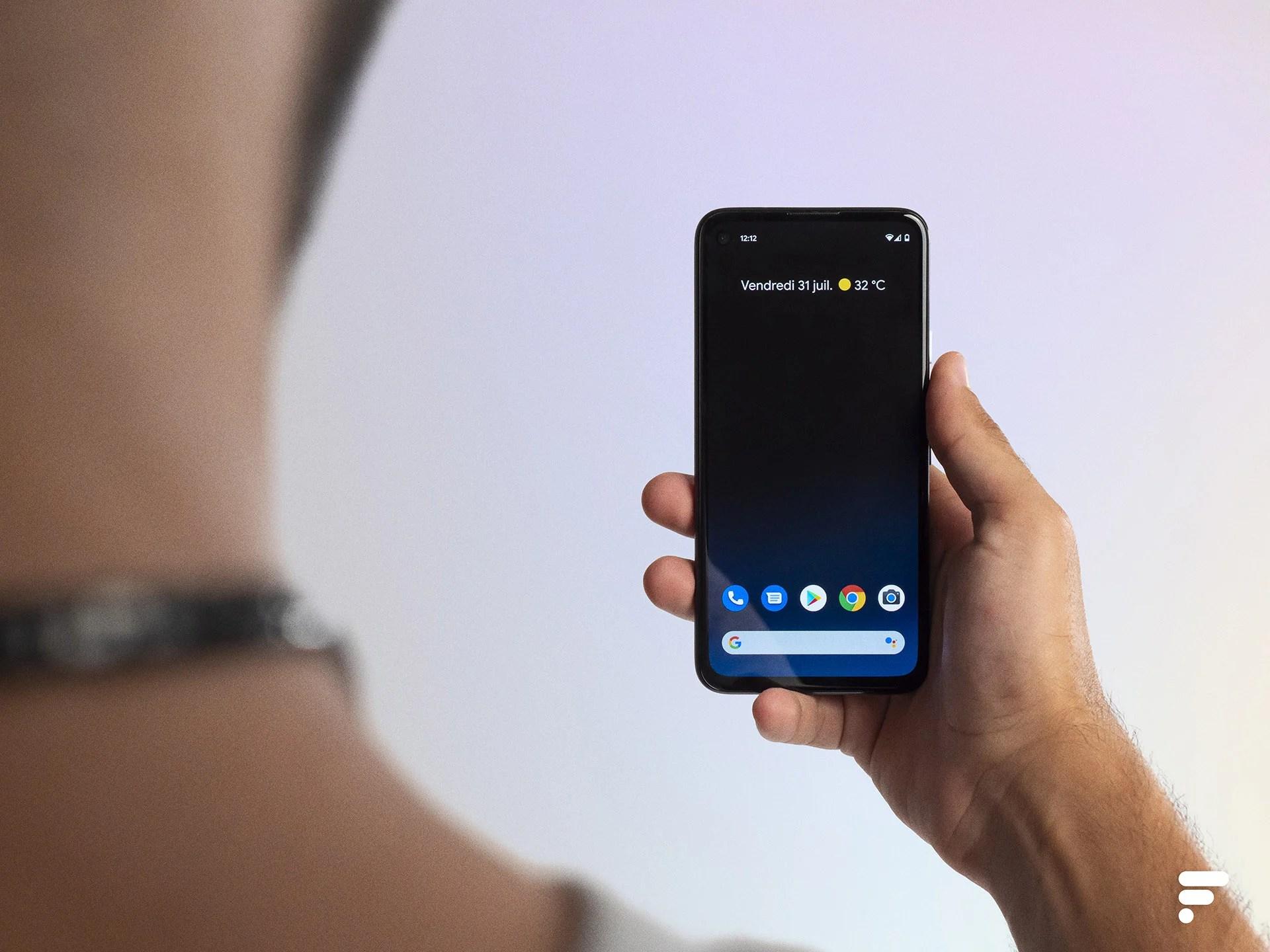 Android 11 a-t-il un impact positif sur la batterie? Voici nos observations