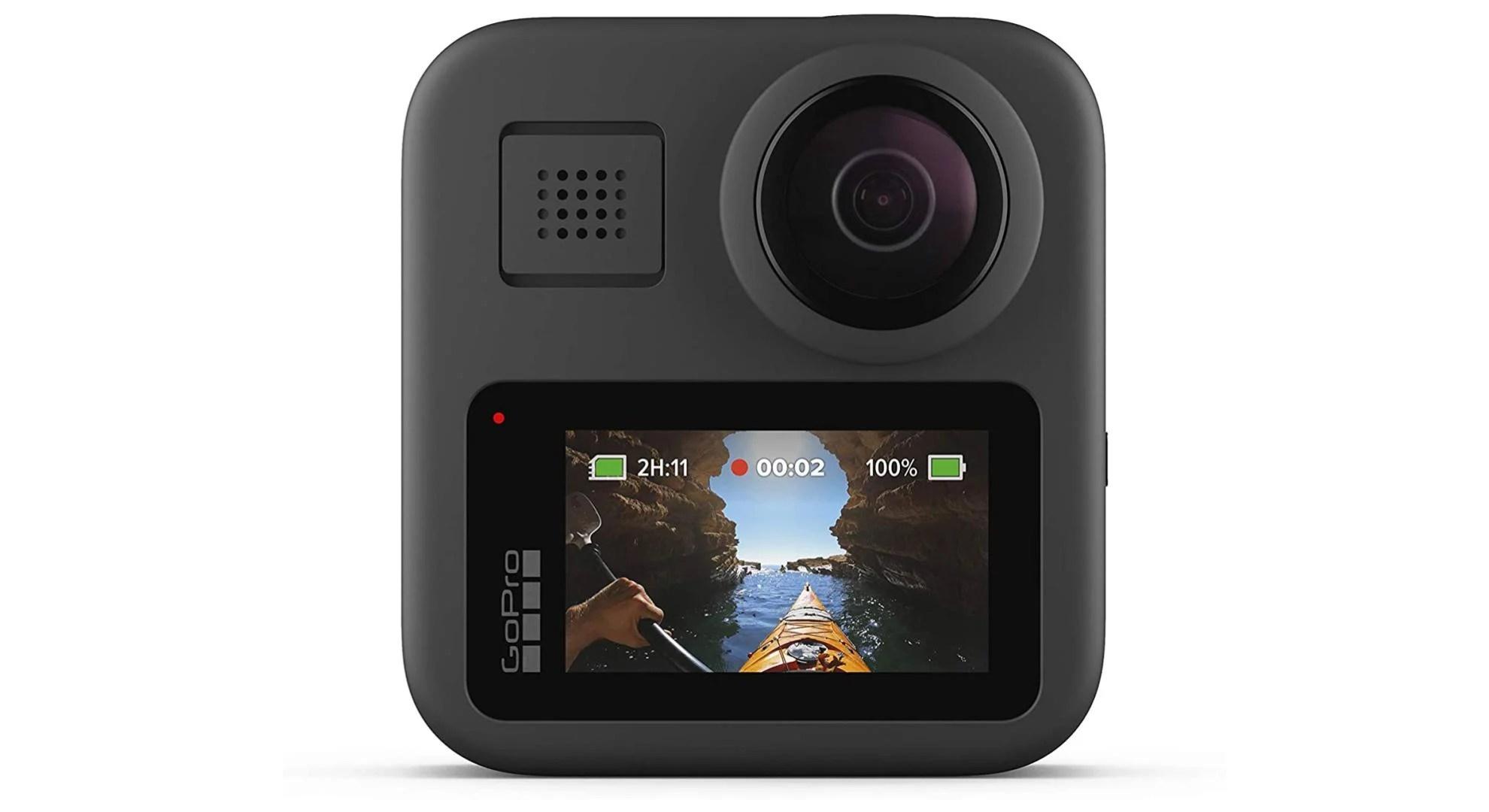 Filmez à 360° avec la GoPro Max en promotion à 443 euros