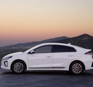 Essai de la Hyundai Ioniq electric : la famille verte