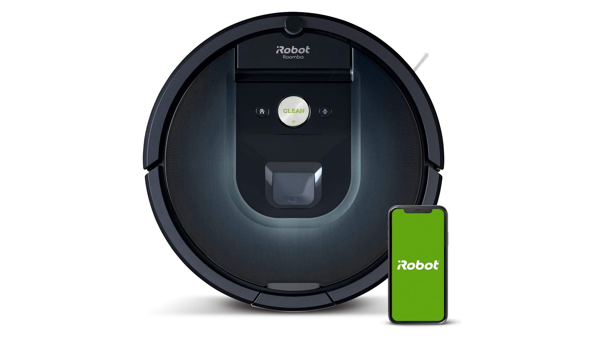 260 euros de réduction pour le performant aspirateur robot Roomba 981